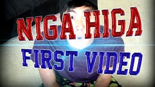 Niga Higa First Video Ever! | Youtubers First Videos Ever | Youtubers First Time