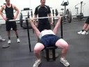 Phelps Training Systems: Chris Gray Bench 225X29