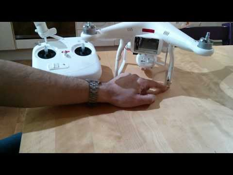 DJI Phantom 2. Vision. Plus: Compass Calibration. How to. where to and some of the why...