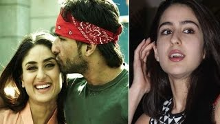 Sara Ali Khan made Kareena-Saif break their no-kissing policy