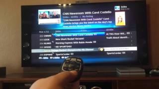 HOW TO PROGRAM YOUR TV TO DIRECTV GENIE REMOTE