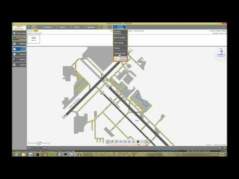 FSX Aivlasoft Electronic Flight Bag basic Tutorial