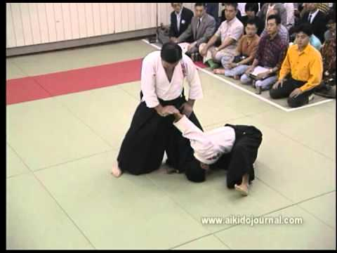 Highlights of Daito-ryu Aikijujutsu Open Demo at Budokan (1992) Image 1