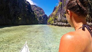 El Nido, Philippines Private Island Tour A [3 months in Southeast Asia]