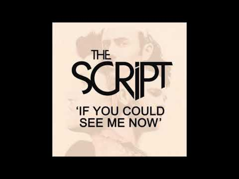 If You Could See Me Now - The Script