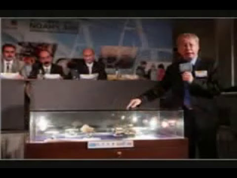 Arca de Noé encontrada  Confira fotos e vídeos! - Notícias Gospel Prime.flv