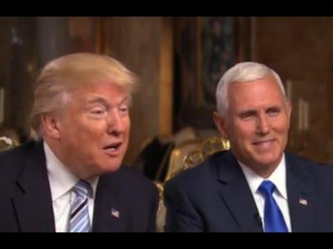 Trump: Pence's Iraq War Vote Fine, Hillary's BAD!
