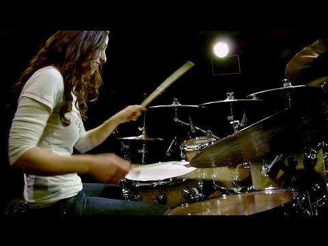 Bullet For My Valentine - All These Things I Hate - Drum Cover By Meytal Cohen video