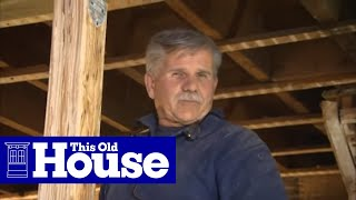 TOH: Trade School- Exclusive Preview of Modernizing a Balloon Frame!