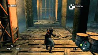 Assassins Creed Revelation Mission 15 the yerebatan cistern  100% Synch PC