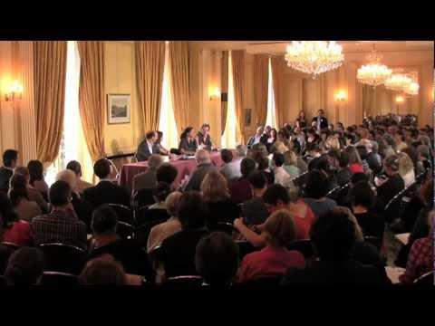 Rentrée Littéraire Flammarion 2012 - Présentation Du Livre De Patricio Pron video