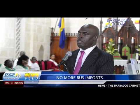 BARBADOS TODAY AFTERNOON UPDATE - September 21, 2015