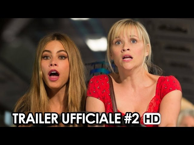 Fuga in tacchi a spillo Trailer Ufficiale Italiano #2 (2015) - Reese Witherspoon HD