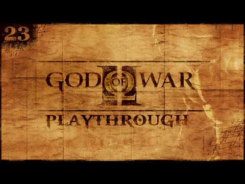 God Of War 2 #23   Não Vou Sair Dessa Sala video