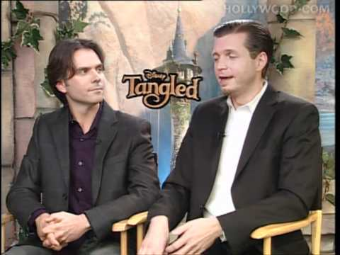 Interview With The Directors Of 'Tangled'
