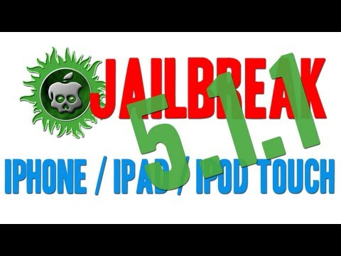 JAILBREAK 5.1.1 COMPLETO PARA IPHONE 4S 4 3GS IPOD TOUCH 4G 3G & IPAD 1 2 & 3 EN ESPAÑOL