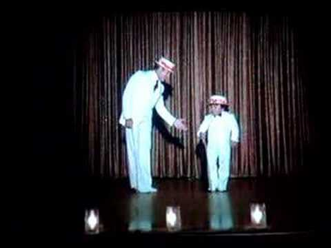 Fantasy Island's Tattoo & Mr. Rourke Jig. Yes, Tattoo calls this dancing.
