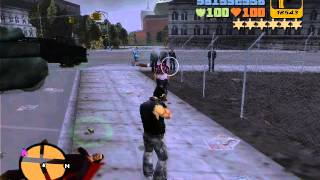 GTA 3: Fight Till The Bust RAMPAGE