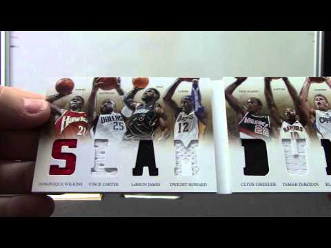 Falcon's 2012/13 Preferred Basketball Box Break