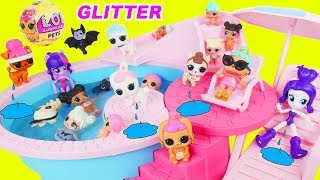 LOL Surprise Doll New Baby Pets Pool