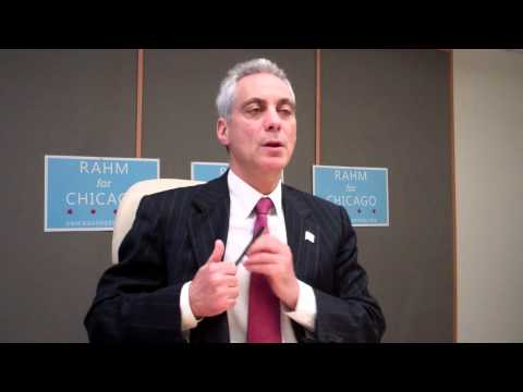 Windy City Times: Rahm Emanuel interview 1-26-2015