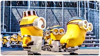 Despicable Me 3 All Trailer + Movie Clips (2017) Steve Carell Animated Movie HD