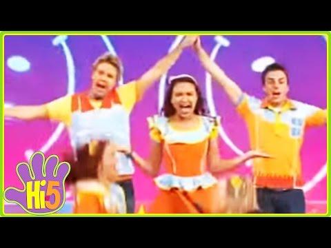 Happy House   Hi-5 - Season 12 Song of the Week   Kids Songs