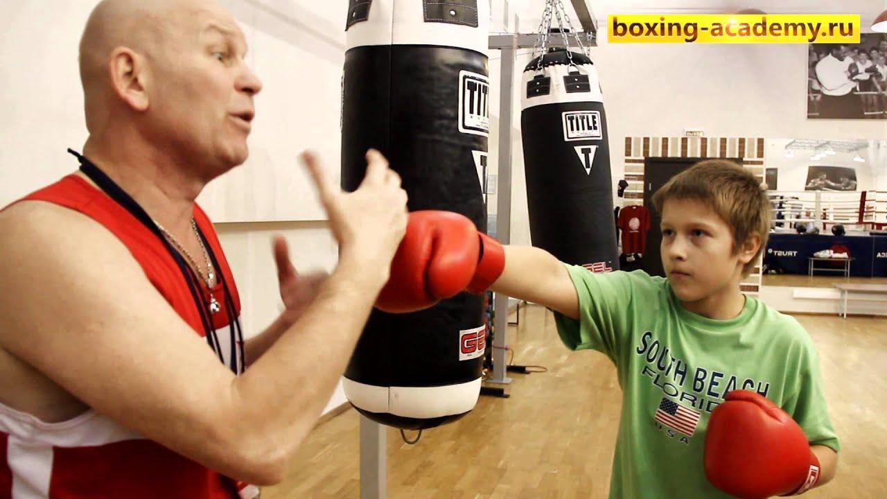 Уроки бокса для начинающих в домашних условиях 76