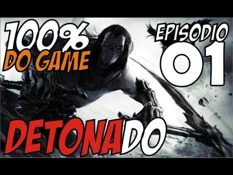 Darksiders 2 Detonado - Prólogo (01) (100% do Game)