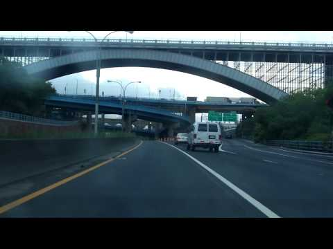 Major Deegan Expressway (Interstate 87) southbound