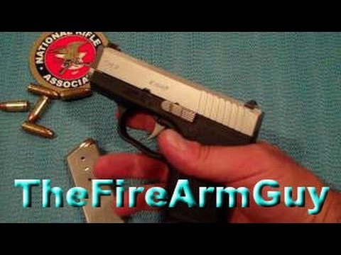Kahr CM9 New EDC to replace Ruger LCP - TheFireArmGuy