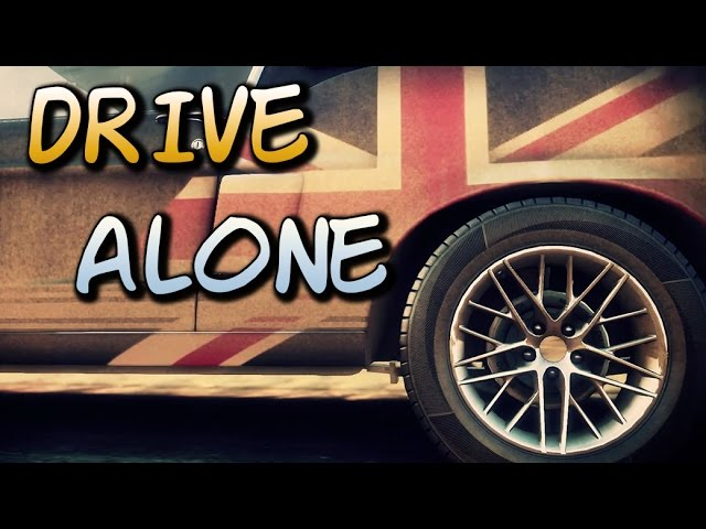 """The Crew - """"Drive Alone"""" (timelapse music video)"""