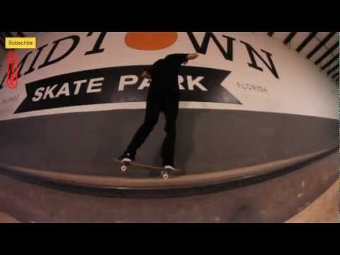 Filmbot Friday ~ Cliche Team at Midtown Skatepark @clicheskate