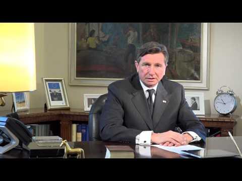 Predsednik republike Borut Pahor se opraviči