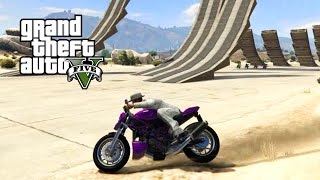 GTA 5 Online PC | RPGS VS BIKES 4