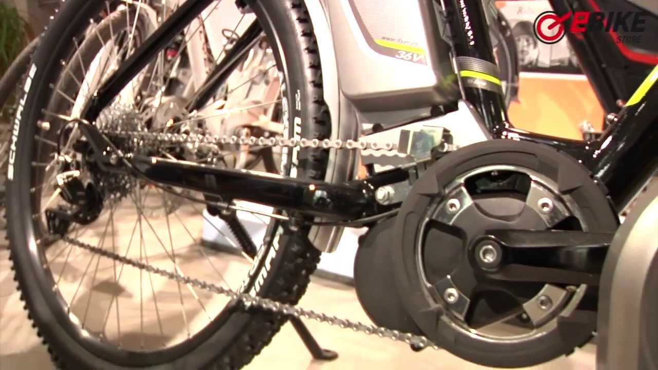 neuer panasonic mittelmotor next generation f r e bikes. Black Bedroom Furniture Sets. Home Design Ideas