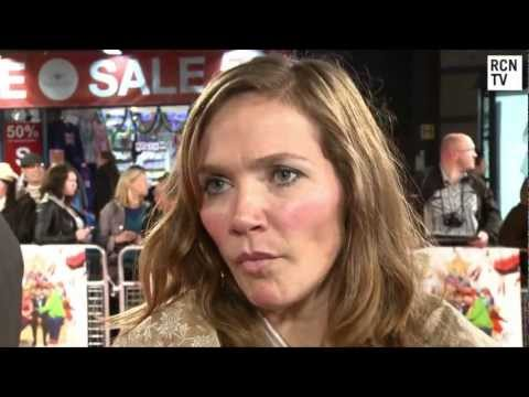 Jessica Hynes Interview - Nativity 2 Danger In The Manger World Premiere