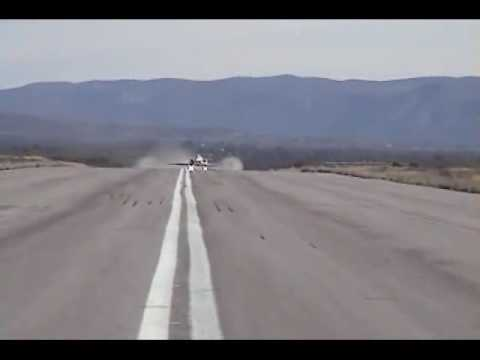 Dassault Falcon 100 Extreme Take-off video