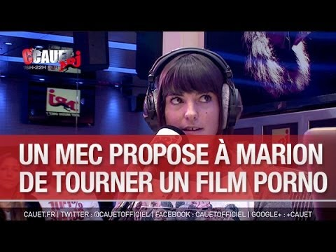 un mec propose marion de tourner un film porno c cauet sur nrj youtube. Black Bedroom Furniture Sets. Home Design Ideas