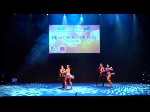Sydney Latin Festival 2017 - EQUIPO DE MAMBO E DANCE PRODUCTIONS