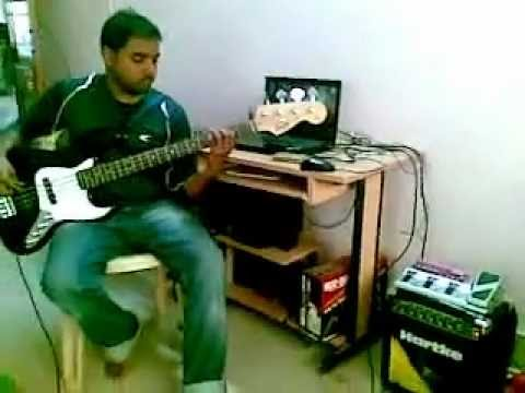 Kabhi To Pass Mere Aao - Atif Aslam Song - Bass Cover By Sakti...