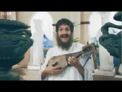 Horrible Histories - Greek Thinkers Song video