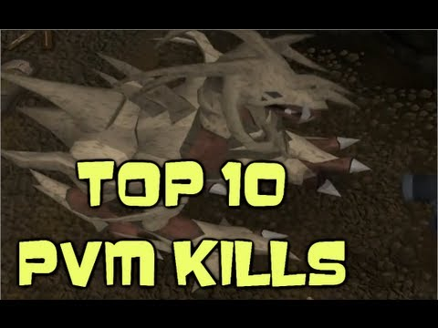 Runescape Top 10 PVM Kills - Week 41