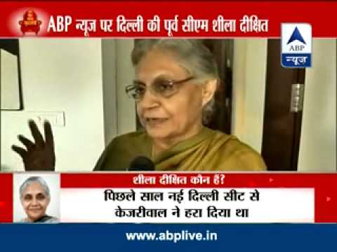 I am personally not interested in contesting elections: Sheila Dikshit to ABP News