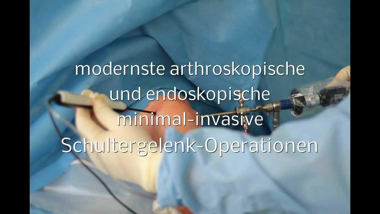 schulteroperation