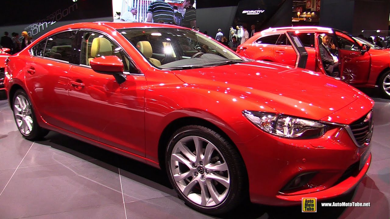 2015 mazda 6 sedan selection skyactiv d 2 2l diesel. Black Bedroom Furniture Sets. Home Design Ideas