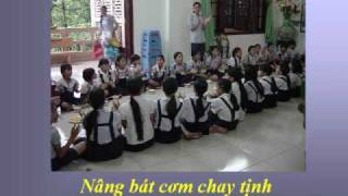 GĐPT - ĂN CƠM - Nhạc Võ Tá Hân - Thơ Tuệ Kiên