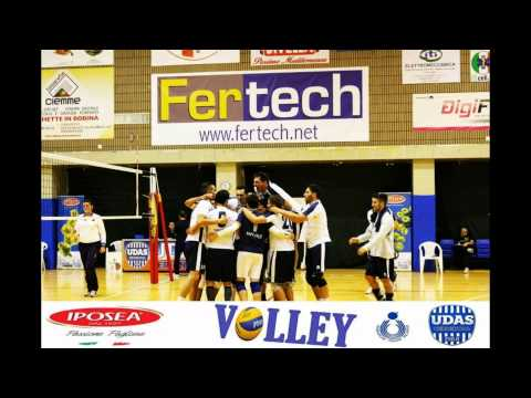 Week-End Volley Coppa Puglia 27.12.2014