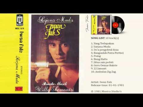 IWAN FALS - SARJANA MUDA 1981 Full Lirik HQ