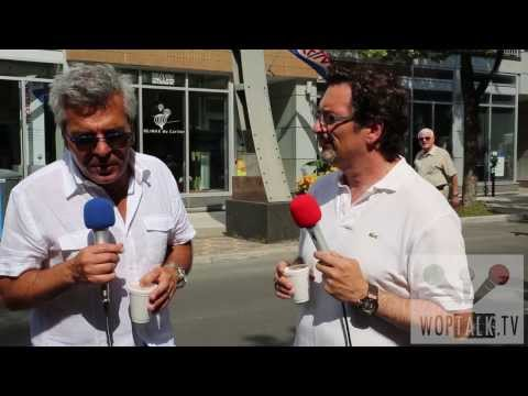 WOPTalk ※ with entertainment host: Mose Persico | Montreal Italian Week 2013